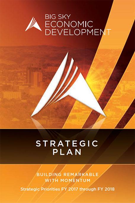 Big Sky Economic Development - Strategic Plan
