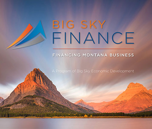 Big Sky Finance - A program of Big Sky Economic Development